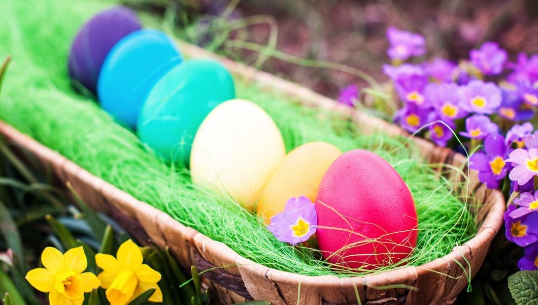Картинки с яйцами на Пасху